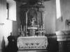 Pôvodný oltár v chráme sv. Gála vo Visolajoch v roku 1893