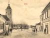 Centrum Beluše na prelome 19. a 20. storočia