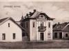 Družstevný hotel v Lednických Rovniach v časoch 1. ČSR