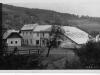 Hostinec v strede obce Lysá pod Makytou v prvej polovici 20. storočia