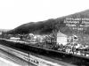 Slávnosť pri príležitosti otvorenia želez. dráhy gen. Štefánika 2. mája 1937 v obci Lúky pod Makytou