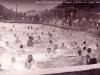 Kúpalisko Kúpelov Belušské Slatiny v auguste 1946