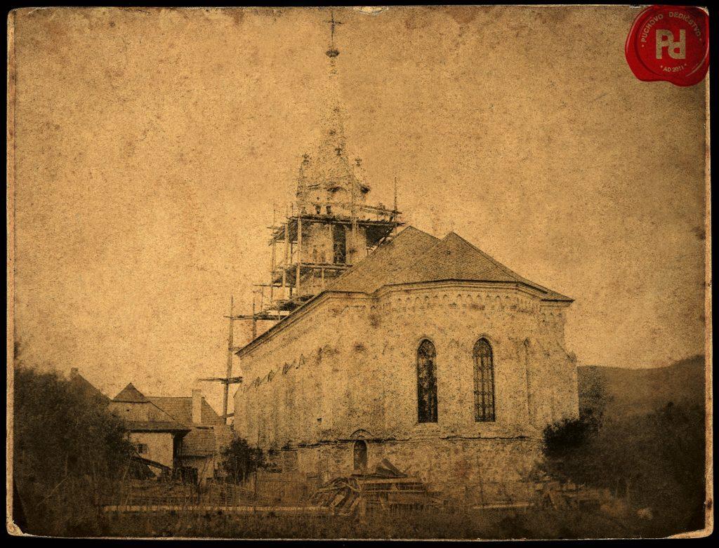 17.1 evanjelicky kostol 1880