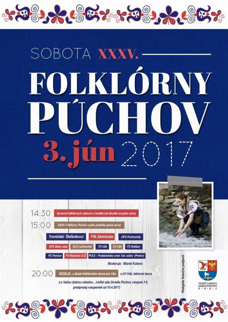 XXXV. FOLKLÓRNY PÚCHOV @ Slovensko