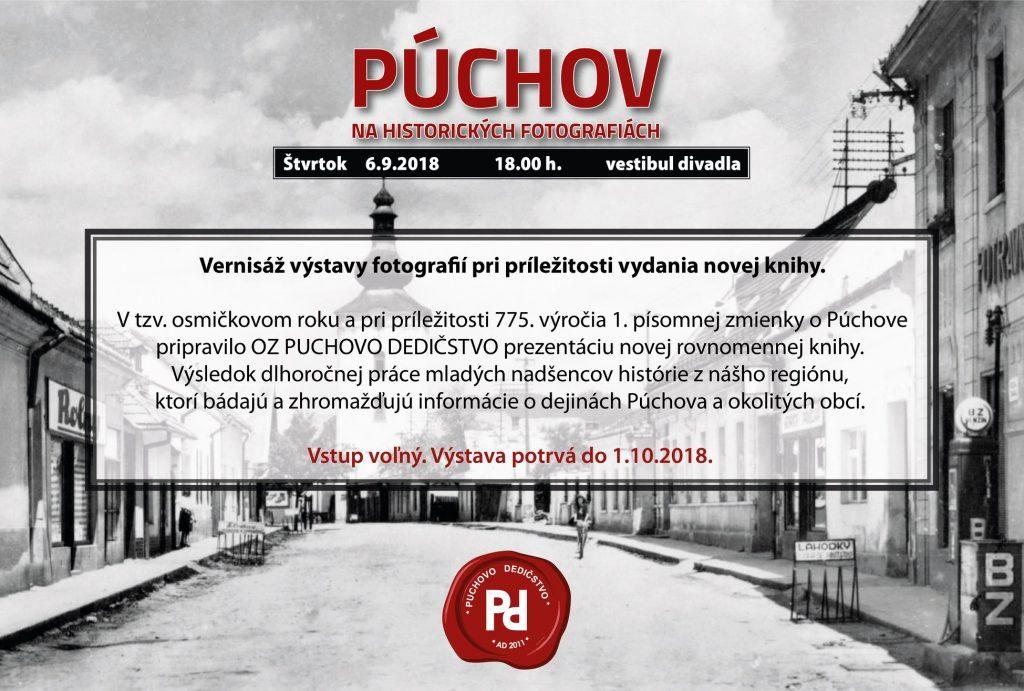 PÚCHOV NA HISTORICKÝCH FOTOGRAFIÁCH - uvedenie knihy a výstava @ Trenčiansky kraj | Slovensko
