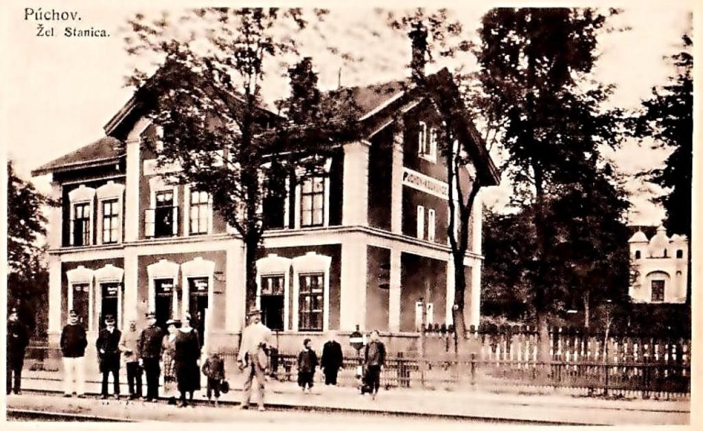 Zel. stanica 1883